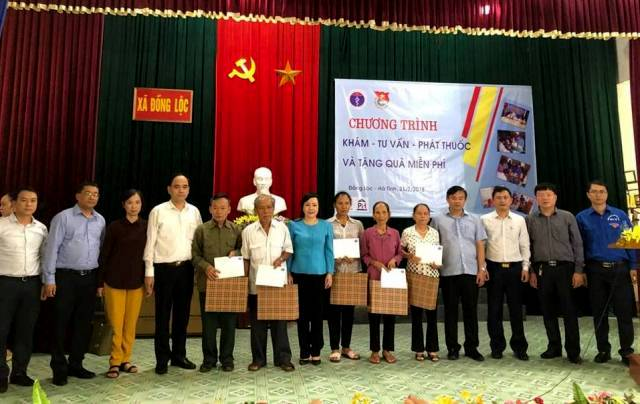 Health ministry offers free medical examinations to Ha Tinh locals