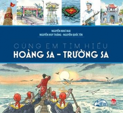 Children's book on Truong Sa, Hoang Sa published