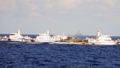 China's acts in East Sea continue to be protested internationally