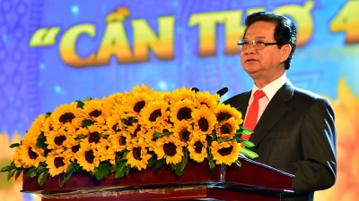 PM urges Can Tho to uphold victory spirit of Spring 1975 to move forward