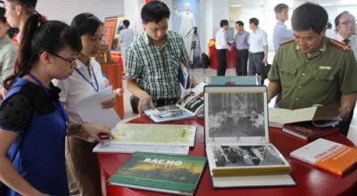 Exhibition featuring President Ho Chi Minh opens