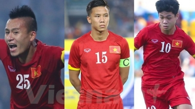 Football Channel Asia picks Vietnamese U23 footballers