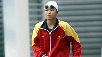 Nguyen Diep Phuong Tram – an emerging star of Vietnamese swimming