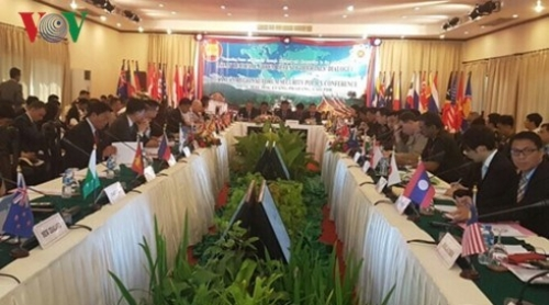 Vietnam attends regional security policy conference