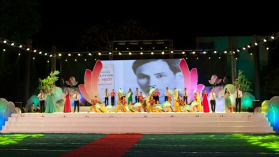 Activities mark President Ho Chi Minh's birthday