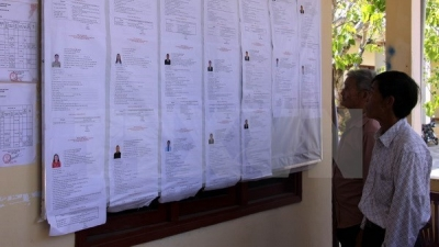 Island, mountain localities hold early elections