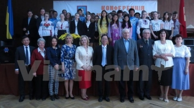 Ukraine workshop highlights Vietnam's struggle for independence