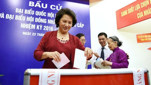 Promoting success of general election, continuing cause of renewal