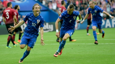 Croatia beat Turkey 1-0 in Group D opener