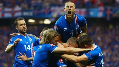 Beating England 2-1, Iceland continue fairytale Euro campaign