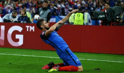 France end Iceland's fairytale run at Euro