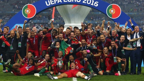 Portugal emerge as 2016 Euro champions