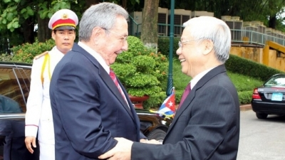 New stage in friendly, comprehensive cooperative Vietnam-Cuba relationship