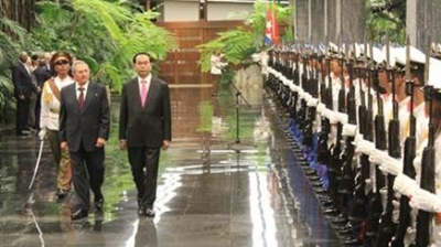 November 14-20: Vietnam, Cuba renew resolve to deepen ties