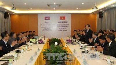 Vietnam and Cambodia agree to reinforce drugs fight