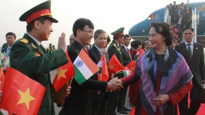 December 5 - 11: NA Chairwoman Ngan pays official visit to India
