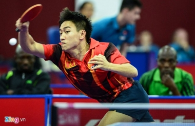 Vietnam's Anh Tu crowned singles champion at SEA table tennis championships