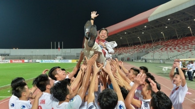FIFA honours Vietnamese football following World Cup feat