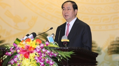 President urges strict handling of economic and corruption cases