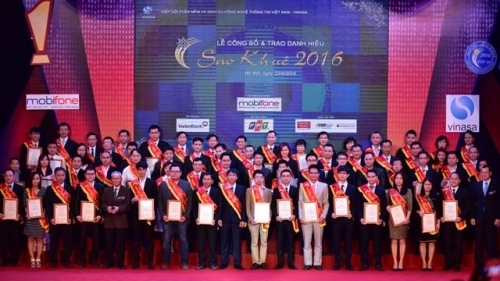 Awards honouring outstanding IT products and services launched