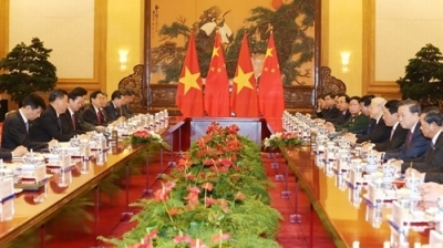 January 9-15: Party General Secretary successfully concludes China visit