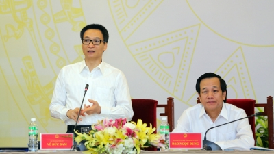 Deputy PM urges radical changes in vocational training