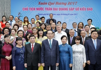 Tet reflects nation's power and people's trust
