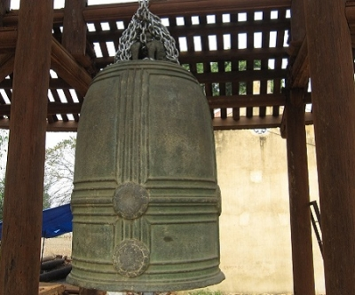 Two bells in Da Quan Pagoda recognised as national treasures
