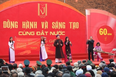 February 6-12: Vietnam Poetry Day opens at Temple of Literature