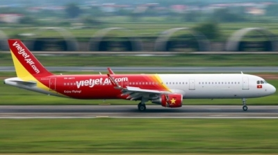 Vietjet Air reports profits of nearly VND2.4 trillion in 2016