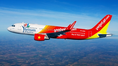 Vietjet to be listed on HCMC Stock Exchange in late February