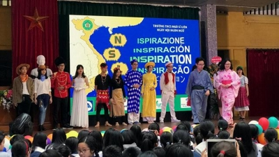 Language Festival inspires students