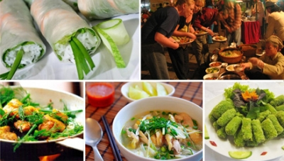 Hanoi ranked among greatest cities for food