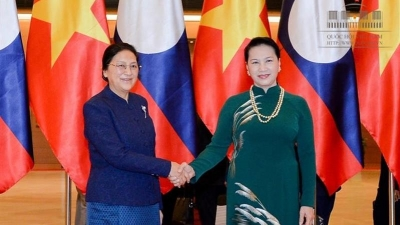March 6 – 12: Lao National Assembly Chairwoman visits Vietnam