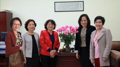 Female scientists contribute to developing nanotechnology in Vietnam