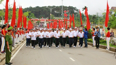 Olympic Day Run for public health launched in Thua Thien - Hue