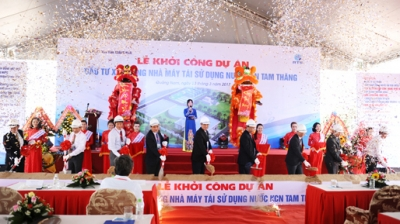 VND230 billion to build modern water recycling plant in Quang Nam