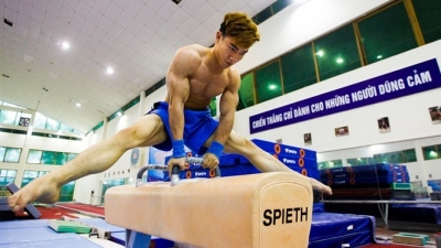 Vietnamese gymnasts to compete at Doha World Cup