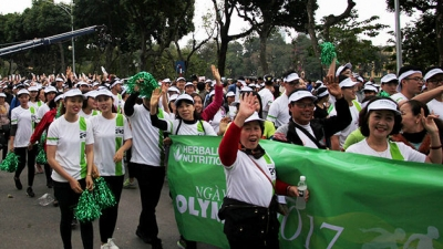 Olympic Day Run for public health observed nationwide