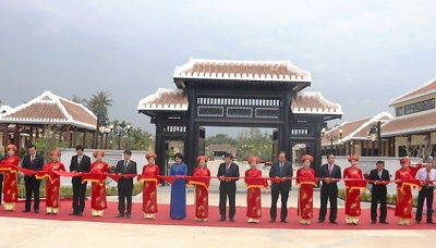 Memorial complex dedicated to late President of the State Council inaugurated in Quang Nam