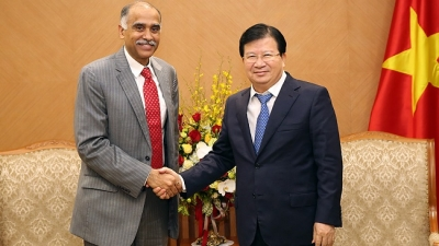 Deputy PM encourages Indian businesses to invest in Vietnam