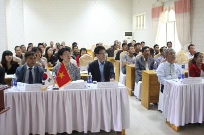 KOICA supports rural development in Quang Tri