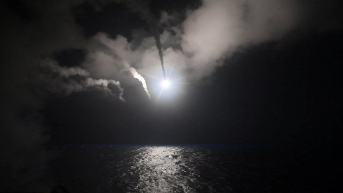 US attack on Syria – a sceptical decision