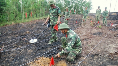 PM approves post-war mine action plan for 2016-2020 period