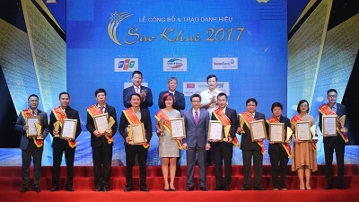 Sao Khue Awards honour outstanding IT products