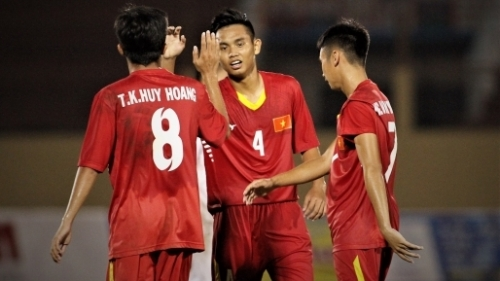 U19 Vietnam cruise to finals with third consecutive win
