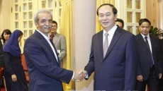 Vietnam, Iran vow support to achieve US$ 2 billion trade