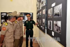 Exhibition on Vietnam's reunification day held in Cuba