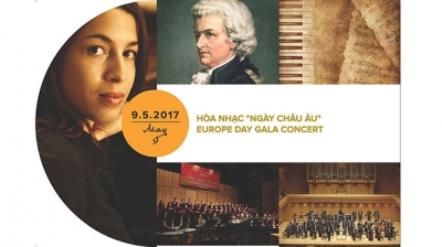 "May 8-14: ""Europe Day"" Gala Concert in HCMC"