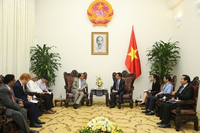 Vietnam, India enhance cooperation to fight against AIDS